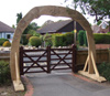 Hordle Church of England Primary School Archway