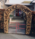 Entrance Archway for Stackpole Primary School