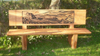 Series of benches for the Rosemoor Nature Reserve,